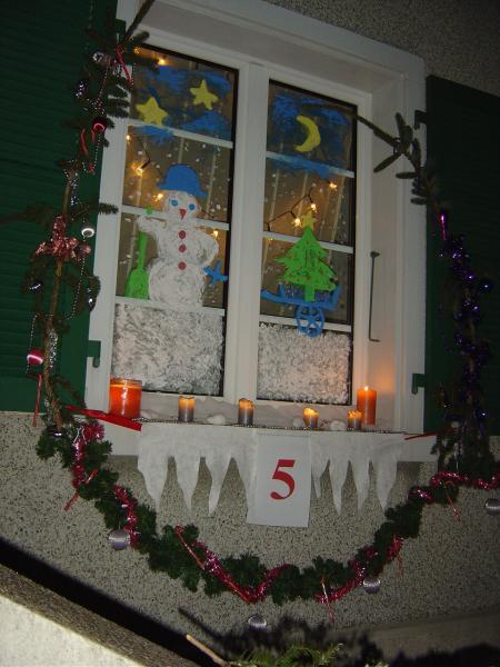 Vvz adventsfenster zwingen 2004 - Fenster bemalen ...